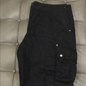 Mossimo cotton cargo shorts